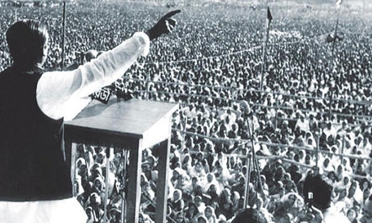 বঙ্গবন্ধুর ৭ই মার্চের ভাষণ বিশ্ব ...
