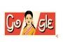 গুগল ডুডলে কিংবদন্তী অভিনেত্রী রোজী সামাদকে শ্রদ্ধা